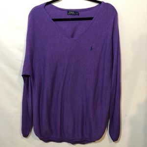 POLO LIGHT WEIGHT COTTON SWEATER  h